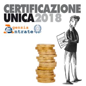 Certificazione unica 2018 caf uil di roma e lazio - Certificazione lavoro autonomo provvigioni e redditi diversi nel 730 ...