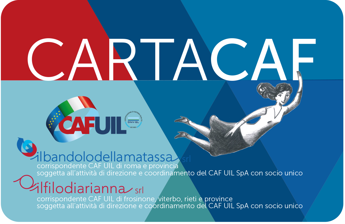 CARTACAF, per te!